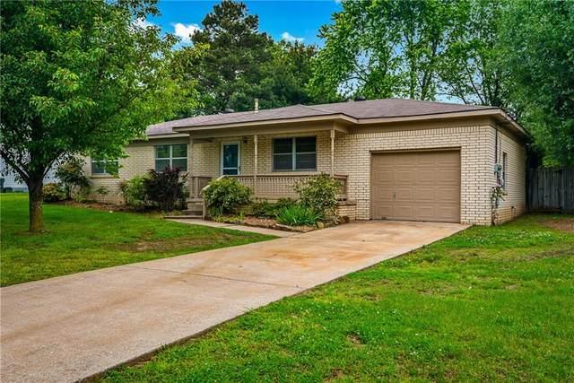 2100 E Lee Street, Fayetteville, AR 72701 (MLS #1147396) :: McNaughton Real Estate