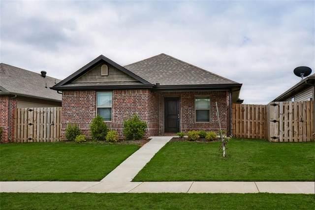 3705 Davinci Boulevard, Bentonville, AR 72712 (MLS #1147430) :: Five Doors Network Northwest Arkansas