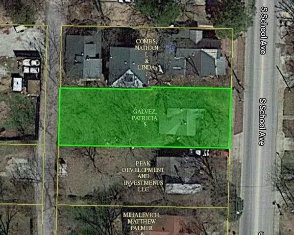 305 School Avenue, Fayetteville, AR 72701 (MLS #1147431) :: Annette Gore Team | RE/MAX Real Estate Results