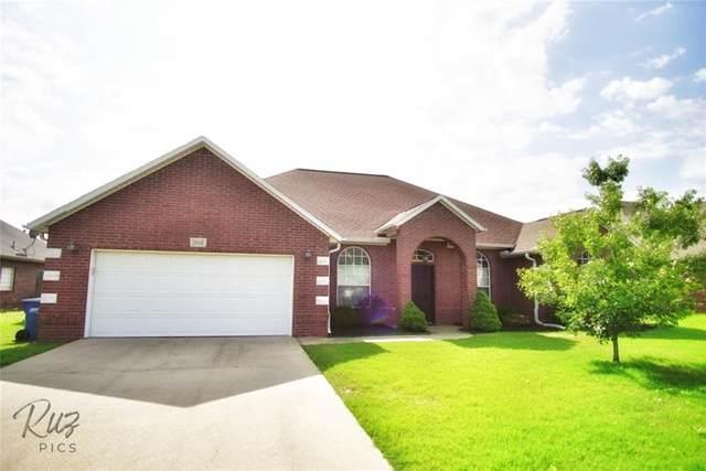 2003 SW Pinoak Avenue, Bentonville, AR 72713 (MLS #1147455) :: Five Doors Network Northwest Arkansas