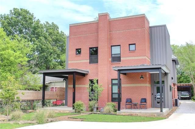808 S Locust Avenue, Fayetteville, AR 72701 (MLS #1147471) :: Annette Gore Team | RE/MAX Real Estate Results