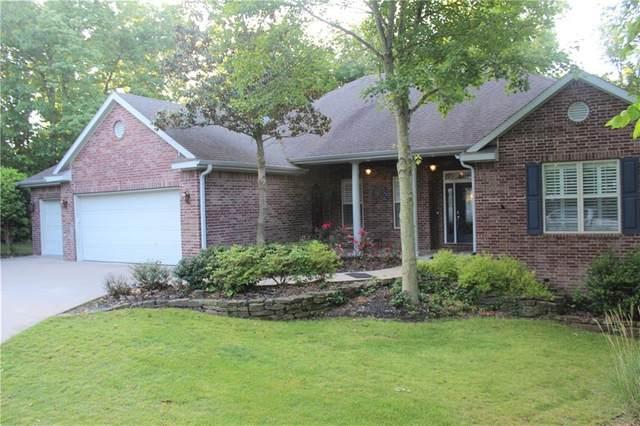 5 Barlby Lane, Bella Vista, AR 72714 (MLS #1147499) :: Five Doors Network Northwest Arkansas