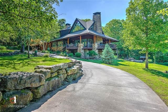 399 Brooks Mountain Road, Goshen, AR 72735 (MLS #1147519) :: McNaughton Real Estate