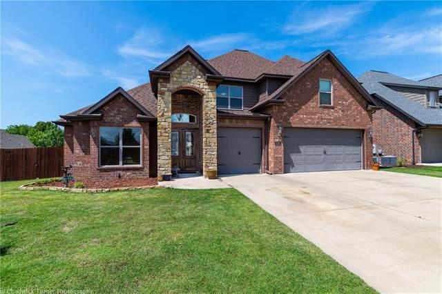 1706 SW Hayfield Avenue, Bentonville, AR 72713 (MLS #1147569) :: Five Doors Network Northwest Arkansas