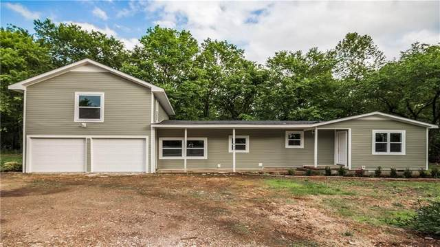 823 E Bowen Boulevard, Fayetteville, AR 72703 (MLS #1147580) :: McNaughton Real Estate