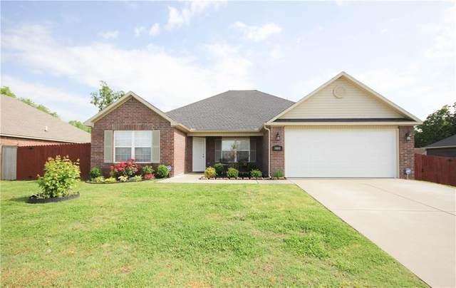 1400 W Kelley Drive, Rogers, AR 72756 (MLS #1147584) :: McNaughton Real Estate