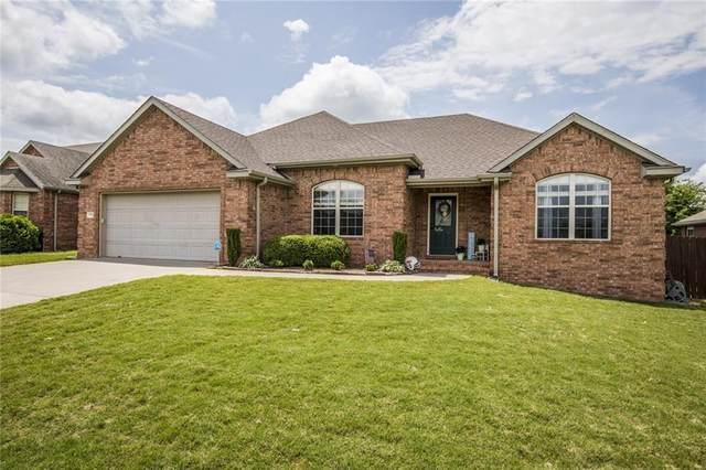 198 Dawn Drive, Centerton, AR 72719 (MLS #1147590) :: McNaughton Real Estate