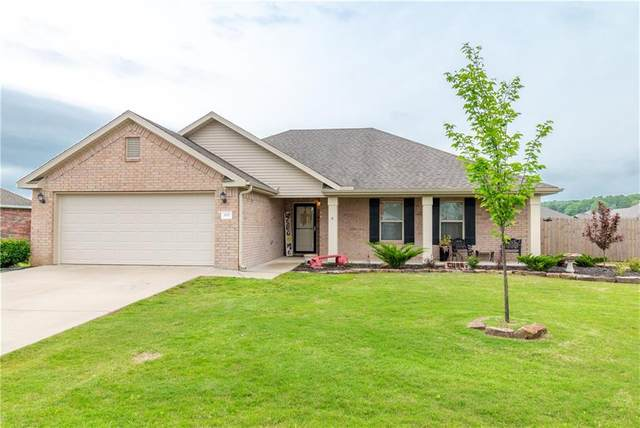 927 White Oak Street, Elkins, AR 72727 (MLS #1147599) :: McNaughton Real Estate