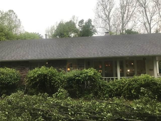 2061 Clear Creek Drive, Springdale, AR 72764 (MLS #1147605) :: McNaughton Real Estate