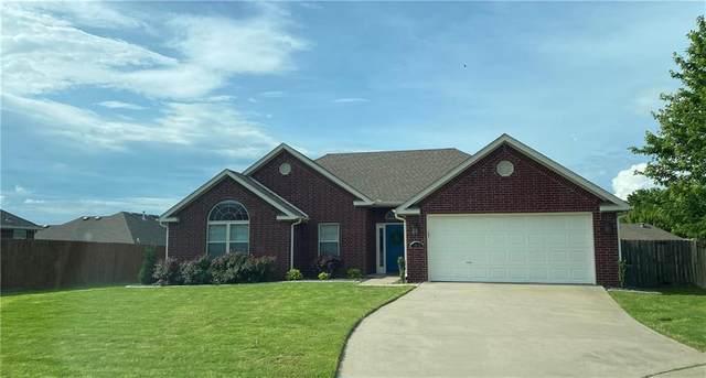 3508 Lonoke Drive, Fayetteville, AR 72704 (MLS #1147613) :: McNaughton Real Estate
