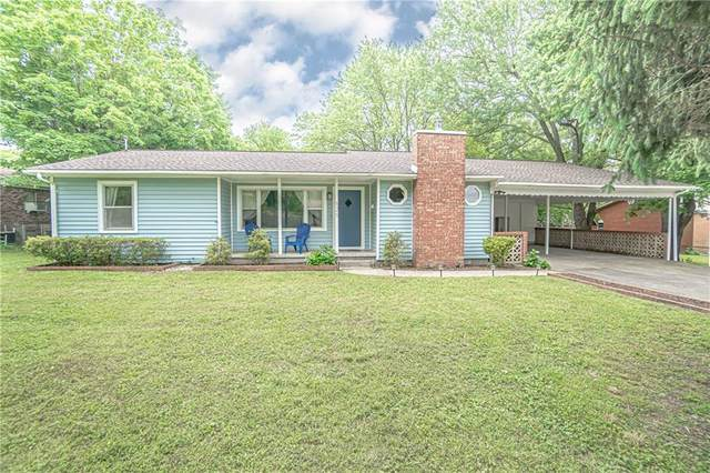 625 W 11th Street, Fayetteville, AR 72701 (MLS #1147628) :: McNaughton Real Estate