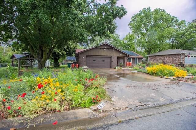 1607 W Mimosa Street, Rogers, AR 72756 (MLS #1147669) :: McNaughton Real Estate