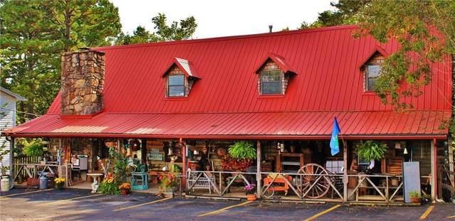 2058 Van Buren, Eureka Springs, AR 72632 (MLS #1147676) :: McNaughton Real Estate