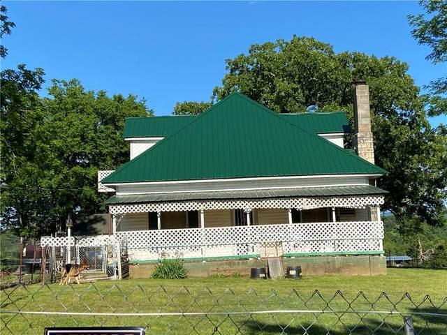 207 Cr 327, Berryville, AR 72616 (MLS #1147686) :: McNaughton Real Estate