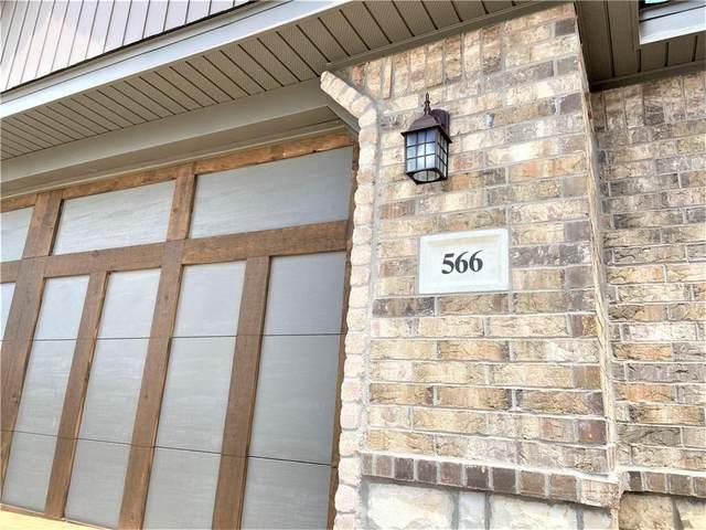 566 Parkside, Bethel Heights, AR 72764 (MLS #1147694) :: Five Doors Network Northwest Arkansas