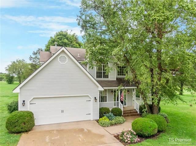 550 Wayne Villines Road, Prairie Grove, AR 72753 (MLS #1147737) :: Five Doors Network Northwest Arkansas