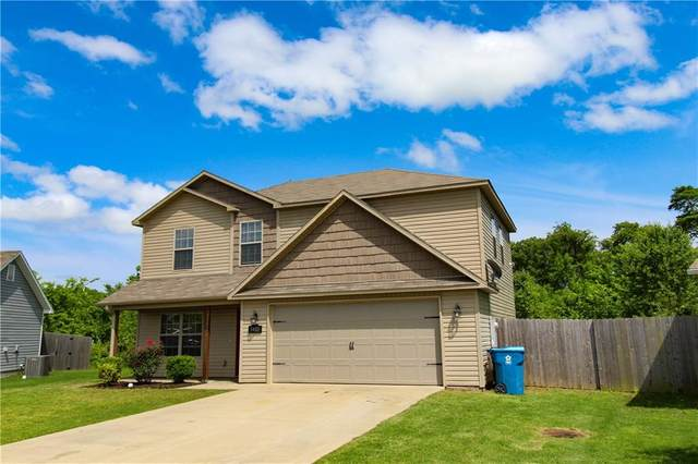 5413 SW Cherry Creek Road, Bentonville, AR 72713 (MLS #1147778) :: Five Doors Network Northwest Arkansas