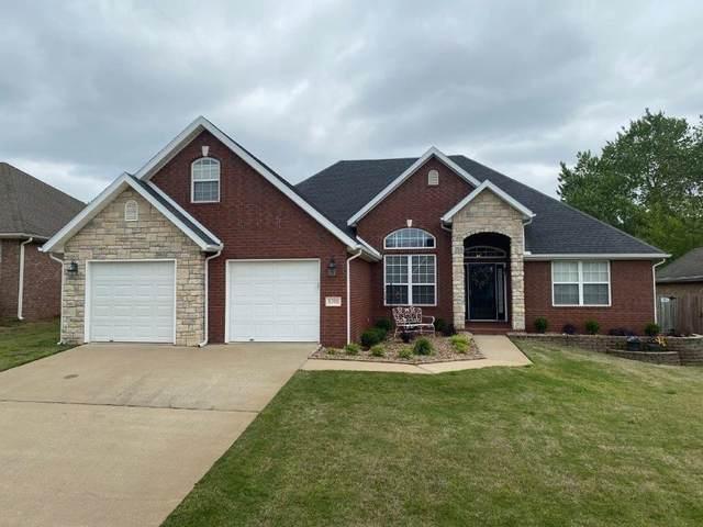 5709 Casey Drive, Rogers, AR 72758 (MLS #1147954) :: McNaughton Real Estate