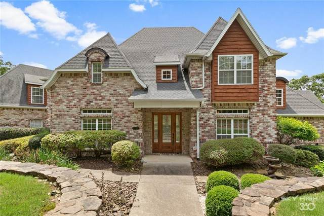 1736 W Osage Bnd, Fayetteville, AR 72701 (MLS #1147987) :: McNaughton Real Estate