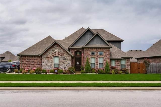 5607 W Lakewood Drive, Rogers, AR 72758 (MLS #1147999) :: McNaughton Real Estate