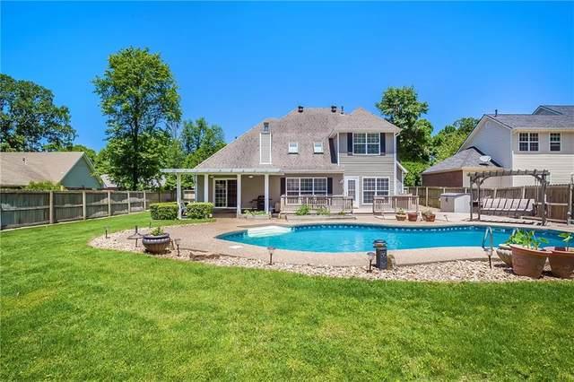 3712 W Mockingbird Lane, Rogers, AR 72756 (MLS #1148001) :: McNaughton Real Estate