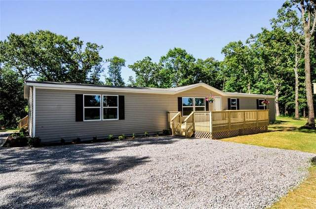 18190 Luedecke Road, Gentry, AR 72734 (MLS #1148077) :: McNaughton Real Estate