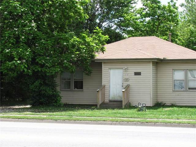 1515 W Huntsville Avenue, Springdale, AR 72764 (MLS #1148129) :: Annette Gore Team | RE/MAX Real Estate Results