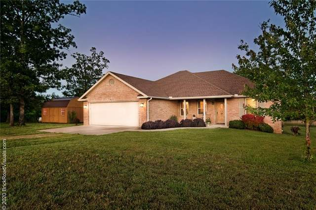 403 Madison 8359, Huntsville, AR 72740 (MLS #1148142) :: Annette Gore Team | RE/MAX Real Estate Results