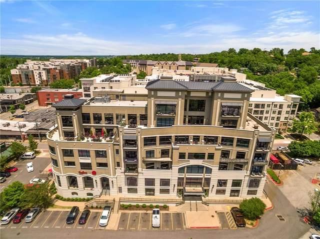 401 W Watson Street #502, Fayetteville, AR 72701 (MLS #1148206) :: Jessica Yankey | RE/MAX Real Estate Results