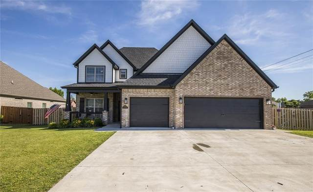 5501 W Bay Drive, Rogers, AR 72758 (MLS #1148213) :: Annette Gore Team | RE/MAX Real Estate Results