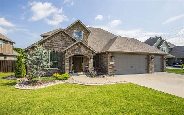4298 Morning Mist Drive, Fayetteville, AR 72704 (MLS #1148224) :: Annette Gore Team | RE/MAX Real Estate Results