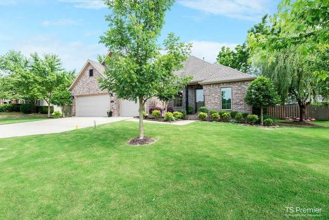 3025 E Fossil Drive, Fayetteville, AR 72701 (MLS #1148254) :: Annette Gore Team   RE/MAX Real Estate Results