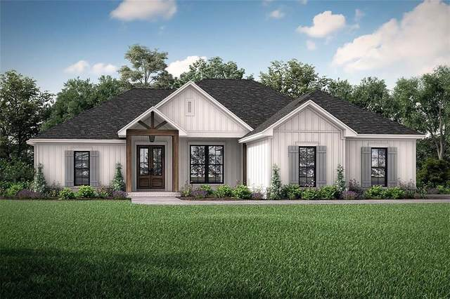 9 Bluff Lane, Holiday Island, AR 72631 (MLS #1148353) :: McNaughton Real Estate