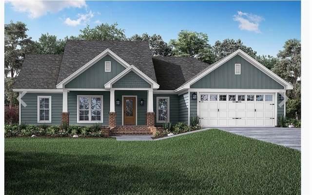 11 Bluff Lane, Holiday Island, AR 72631 (MLS #1148359) :: McNaughton Real Estate