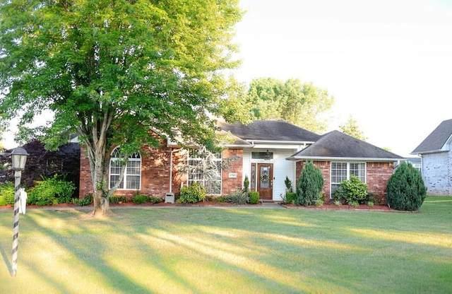 6510 Fieldcrest Drive, Fort Smith, AR 72916 (MLS #1148443) :: Five Doors Network Northwest Arkansas