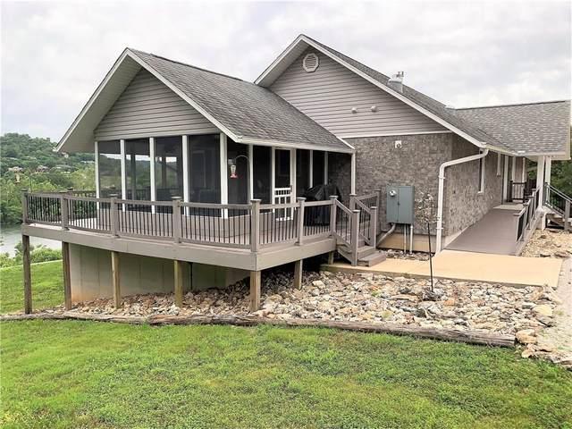 353 Oaks Landing Drive, Eureka Springs, AR 72632 (MLS #1148738) :: Annette Gore Team | RE/MAX Real Estate Results