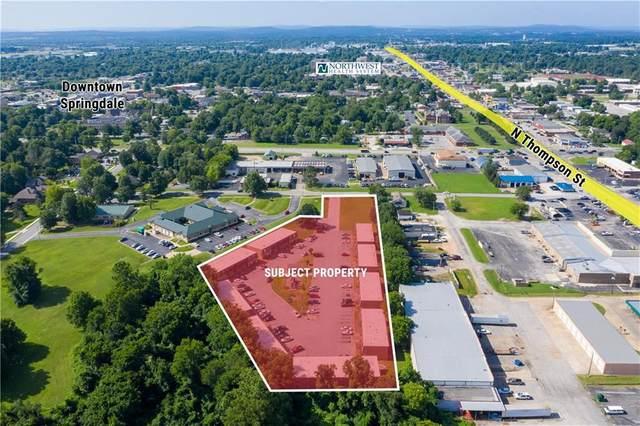 604 Oak Avenue, Springdale, AR 72764 (MLS #1148773) :: Annette Gore Team | RE/MAX Real Estate Results