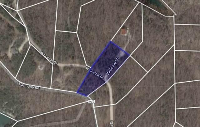 Slate Gap Road, Garfield, AR 72732 (MLS #1148838) :: McNaughton Real Estate