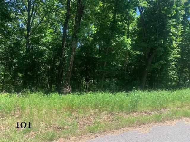 Lot 2 Country Club Drive, Holiday Island, AR 72631 (MLS #1149965) :: Five Doors Network Northwest Arkansas
