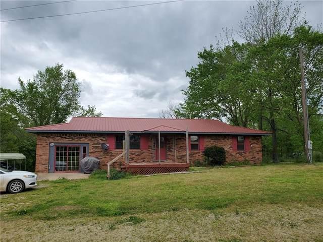 523 County Road 742, Berryville, AR 72616 (MLS #1150060) :: Five Doors Network Northwest Arkansas