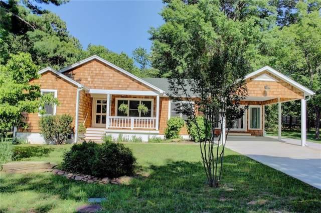 674 N Walnut Avenue, Fayetteville, AR 72701 (MLS #1150458) :: McNaughton Real Estate