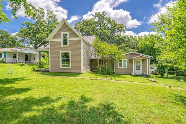 1630 & 1632 Brooks Avenue, Fayetteville, AR 72701 (MLS #1150649) :: McNaughton Real Estate