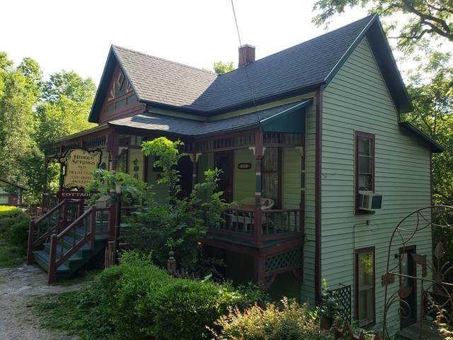 23 Hillside Avenue, Eureka Springs, AR 72632 (MLS #1150741) :: Annette Gore Team | RE/MAX Real Estate Results