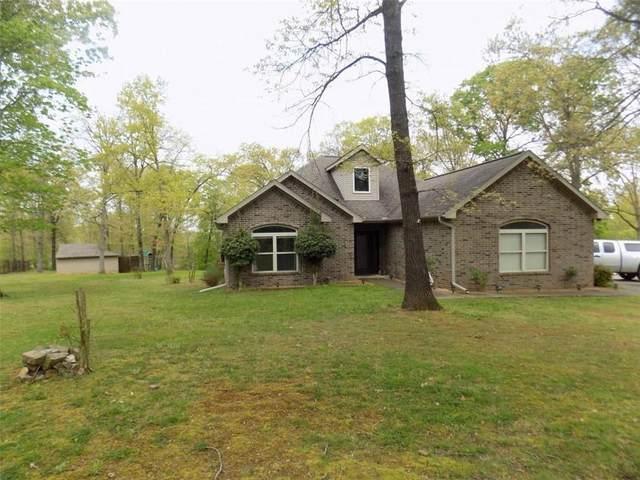 10328 Windy Trail, Bentonville, AR 72712 (MLS #1150799) :: McNaughton Real Estate