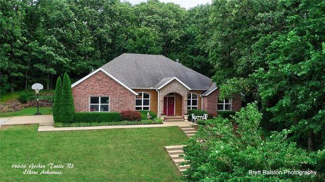 14606 Goshen Tuttle Road, Elkins, AR 72727 (MLS #1151171) :: McNaughton Real Estate