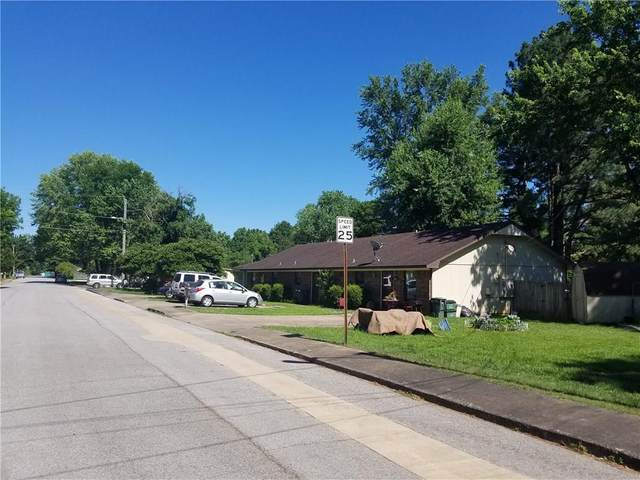 611 W 13th Street, Fayetteville, AR 72701 (MLS #1151184) :: McNaughton Real Estate