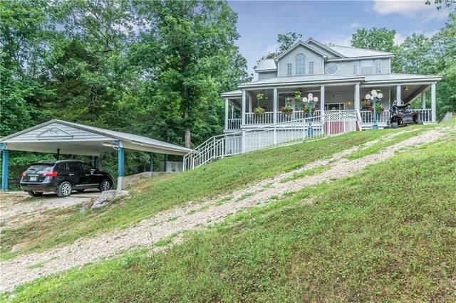 274 Cr 1190, Eureka Springs, AR 72632 (MLS #1151226) :: Five Doors Network Northwest Arkansas