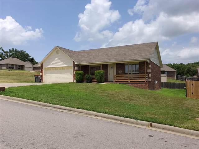1140 Mountain Valley Drive, Greenwood, AR 72936 (MLS #1151231) :: Five Doors Network Northwest Arkansas