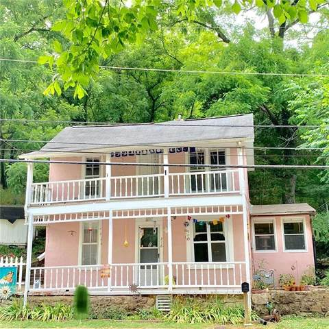 216 Main Street, Eureka Springs, AR 72632 (MLS #1151370) :: Five Doors Network Northwest Arkansas