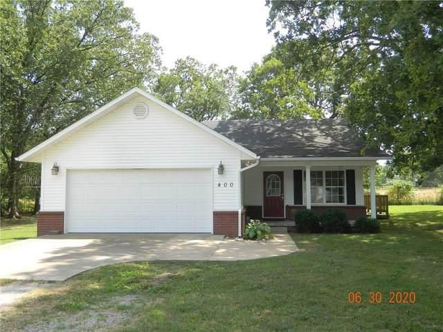 400 Huenefeld, Lincoln, AR 72744 (MLS #1151376) :: McNaughton Real Estate